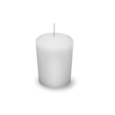 15-Hour Tapered Quality Votive Candles - 144/case-0