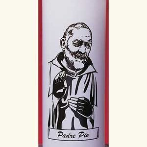 Padre Pio 6 Day Patron Saint Candles - 12/box-0