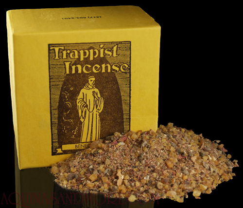 Benediction Incense by Trappist Monks-0