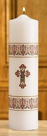 """Coronation"" Christ Candle-0"