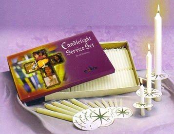 Candlelight Service Set-0