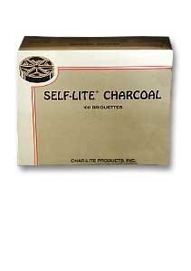 Self-Lite Charcoal 100/box-0