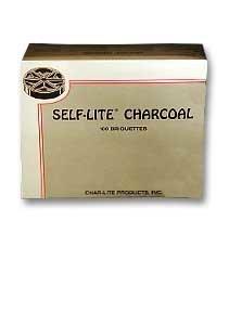 Self-Lite Charcoal 100/box-0