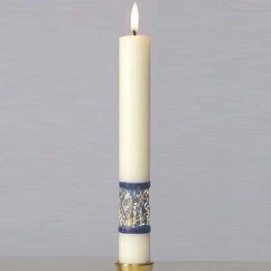 """Sea of Galilee"" Paschal Side Candles-0"