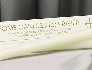 "Candlemas Candles - Stearic Wax - 7/8"" x 8-1/2""-0"