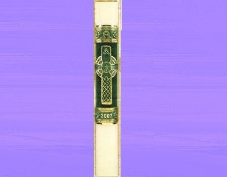 """Celtic Imperial"" Paschal Candle-0"