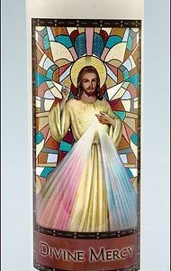 Divine Mercy Stained Glass Gleamlight-0