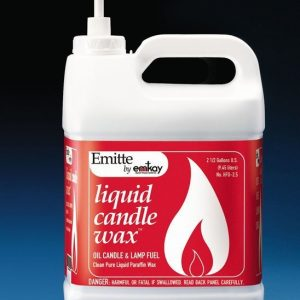 Emitte Liquid Candle & Lamp Oil 4- 1 gallon jugs; Pump Kit-0