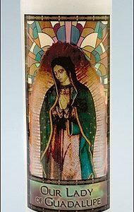 Our Lady of Guadalupe Stained Glass Gleamlight-0