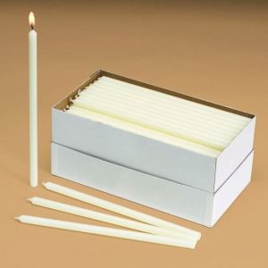 Extra Candlelight Service Candles - Polar Orthodox Votives (Thin Diameter)-0