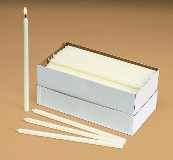 Extra Candlelight Service Candles - Polar Orthodox Votives (Thin Diameter)-0