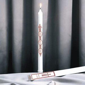 "RCIA Candles - 7/8"" x 12-3/4""-0"