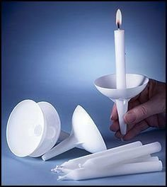 Candlelight Service Reusable Holder Kit (50 Candles & Holders)-0